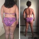Результаты школы Ирины Мельничук. Надежда -17 кг. Сзади